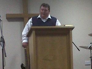 pastor Tom.